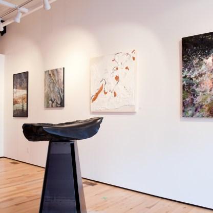 Channels, installaton view at Sivarulrasa Gallery