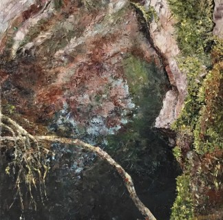 Paintings by Wendy Robertson at Sivarulrasa Gallery
