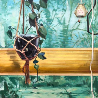 Paintings by Adrienne Dagg available at Sivarulrasa Gallery