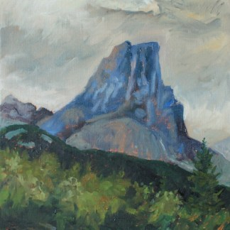 Painting by George Horan available at Sivarulrasa Gallery