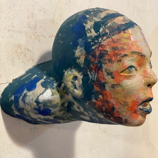 Sculpture by Jim Hake available at Sivarulrasa Gallery