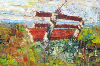 Paintings by Wendy Robertson available at Sivarulrasa Gallery