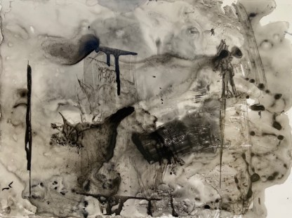 Paintings by Mary Pfaff available at Sivarulrasa Gallery