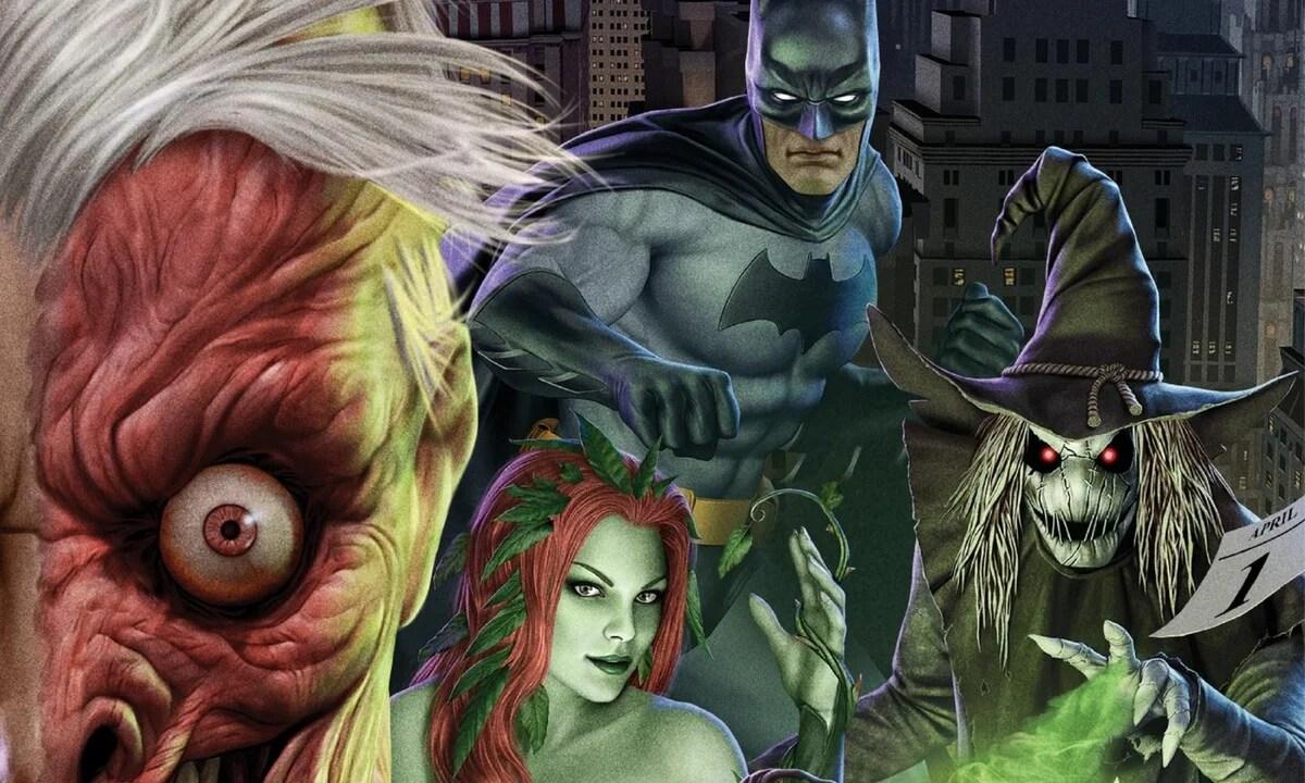 Batman el Largo Halloween