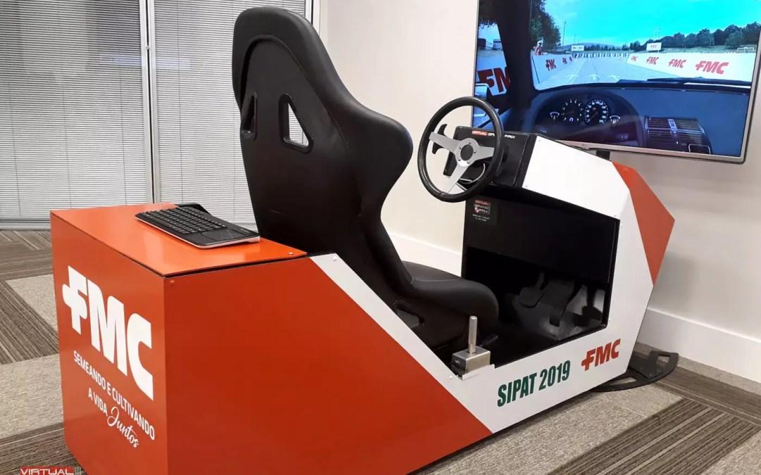 Simulador Flex FMC Agricola @ SIPAT 2019