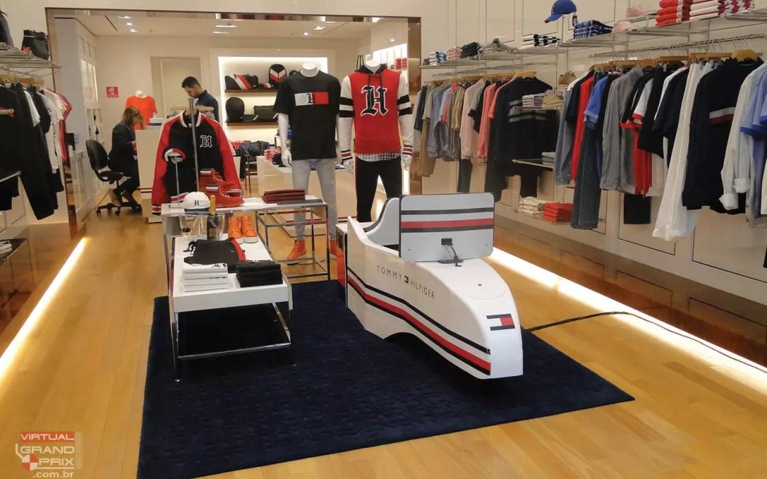 Simulador F1 Tommy Hilfiger / Village Mall RJ