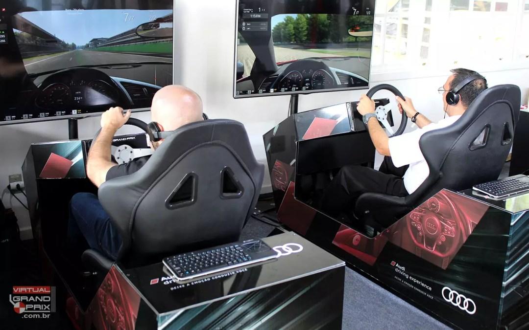 Simuladores Flex @ AUDI Driving Experience