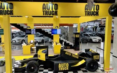 Simulador F1 max Auto Truck