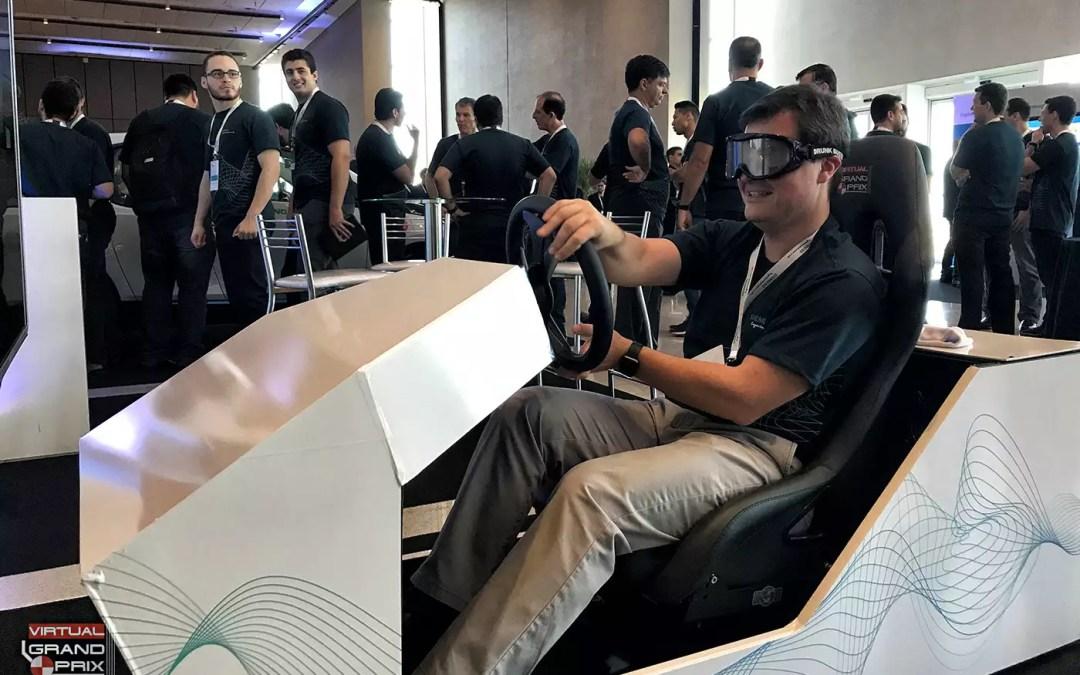 Simulador Flex Siemens @ Convenção de Vendas 2018