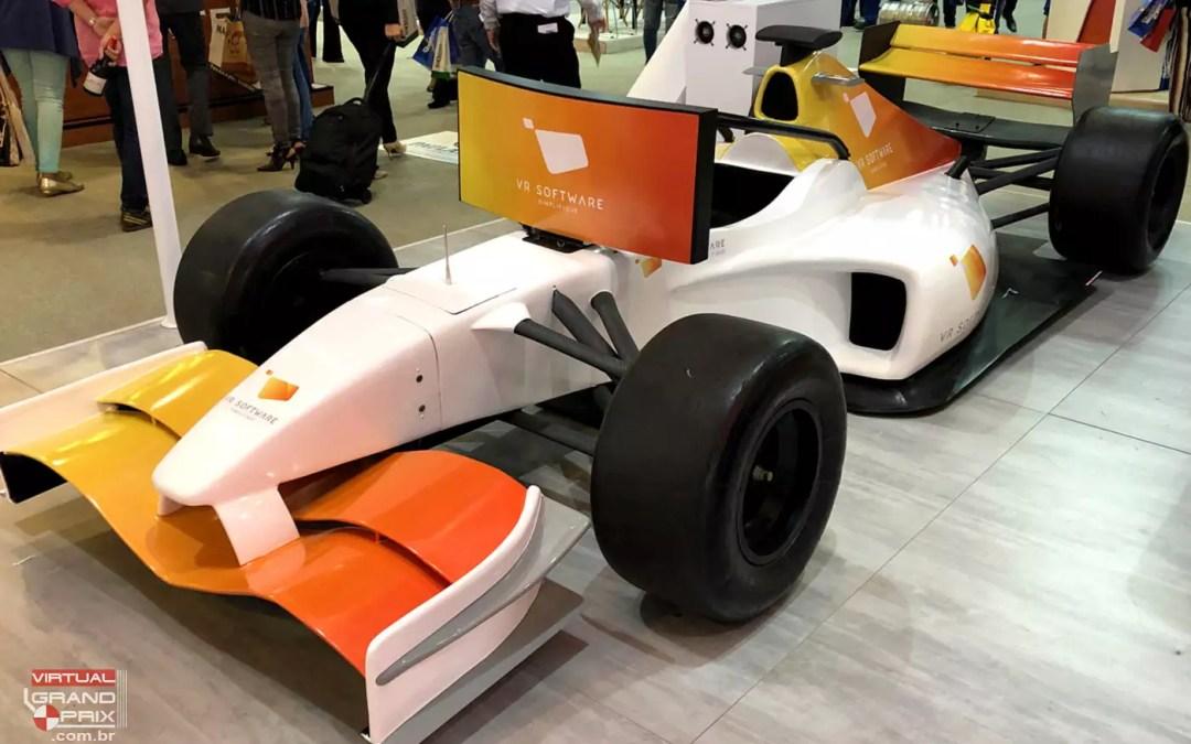 Simulador F1 max VR Software @ APAS Show 2019