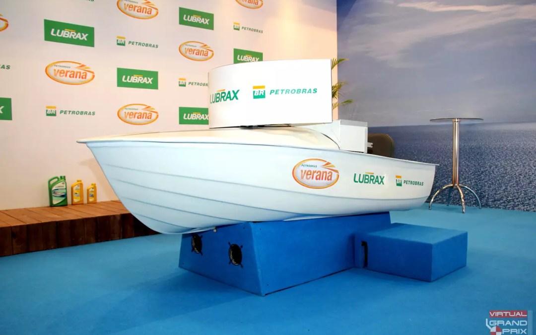 Simulador Powewboat | Boat Show 2014