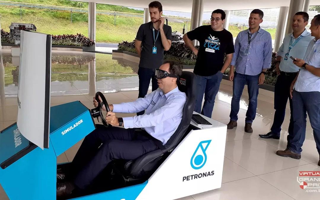 Simulador FLEX Petronas @ SIPAT 2020