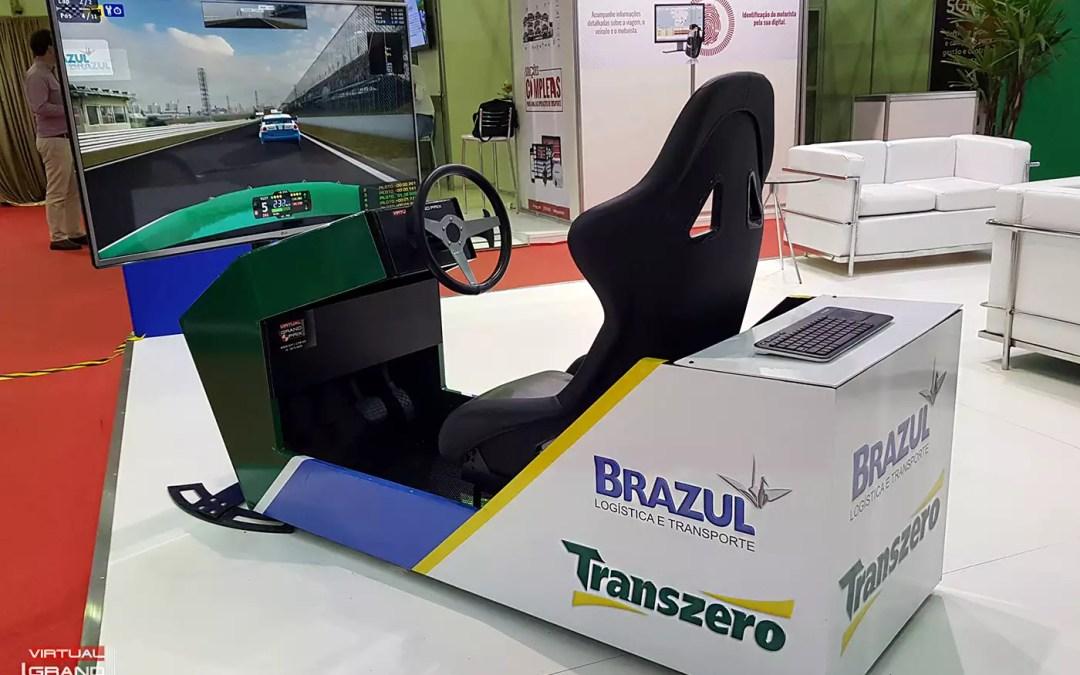 Simulador Flex Brazul @ Expo de Transporte ABCD