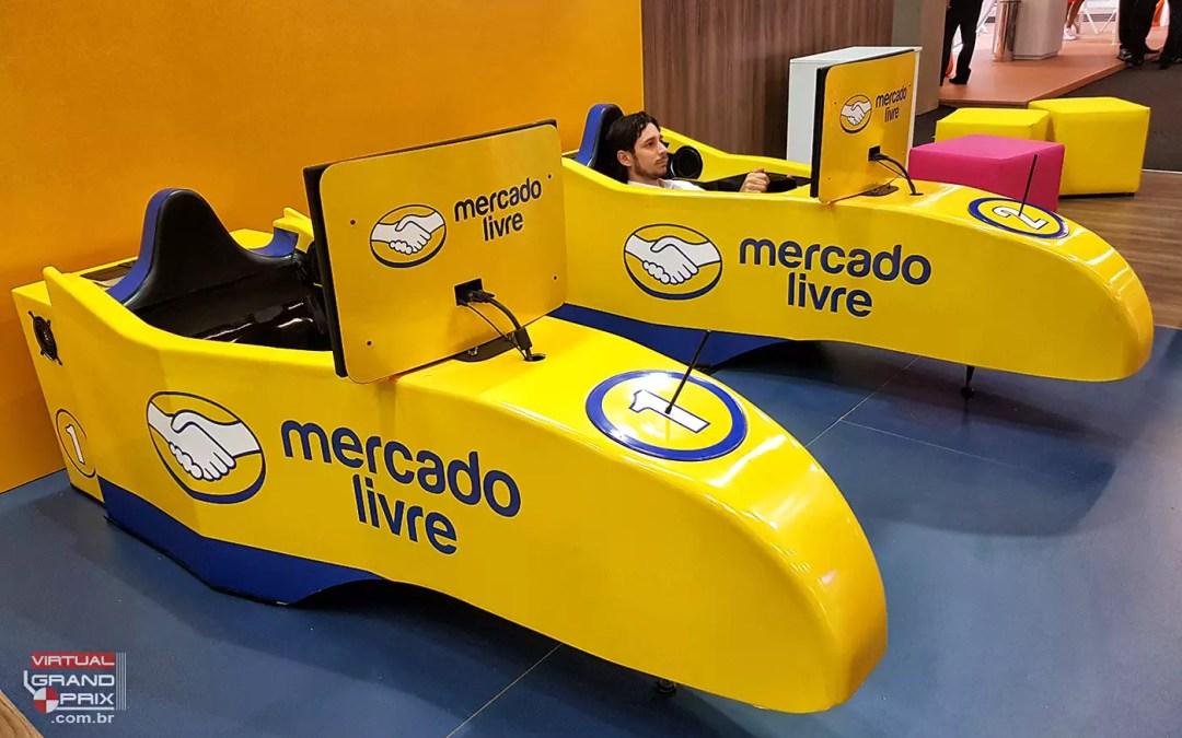 Simuladores Cockpit F1 Mercado Livre @ Fenauto