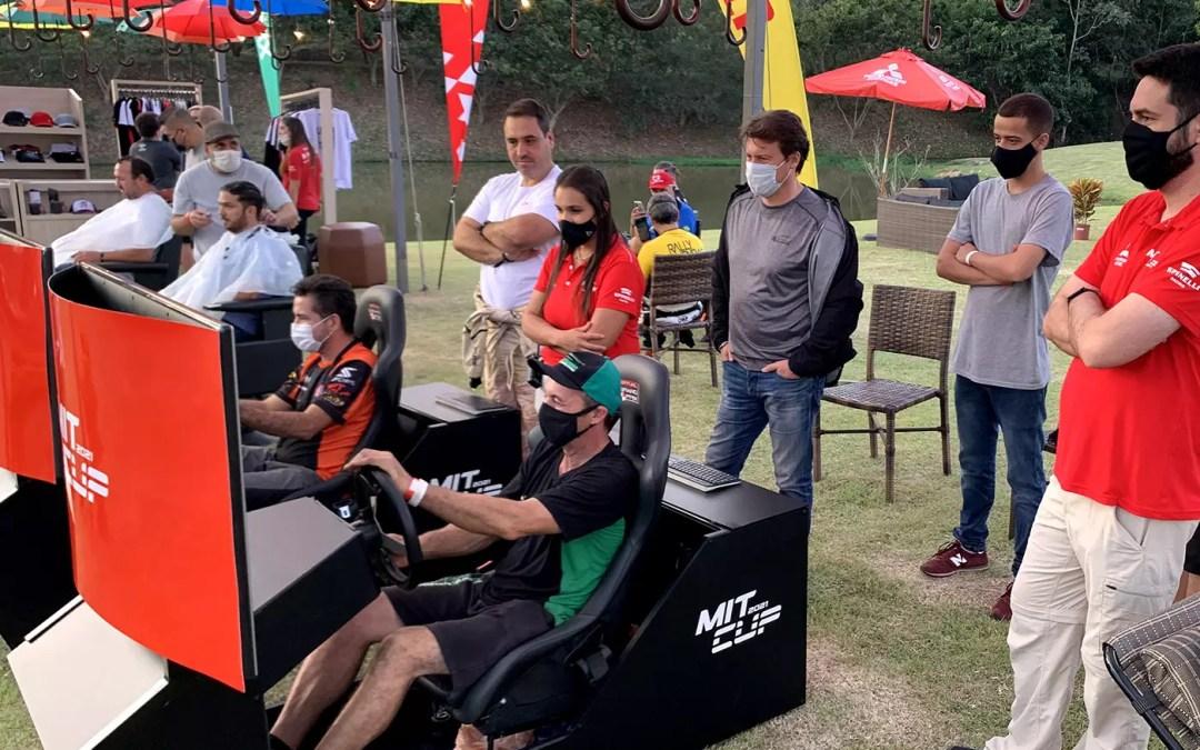 Simuladores FLEX @ 2ª Etapa Mitsubishi Cup / Autódromo Velo Città