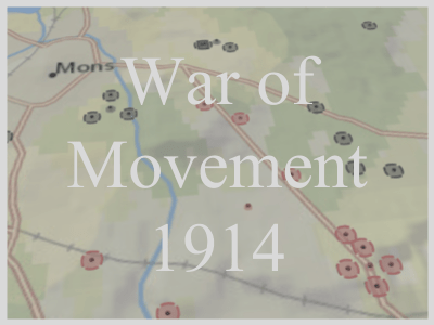 War of Movement image
