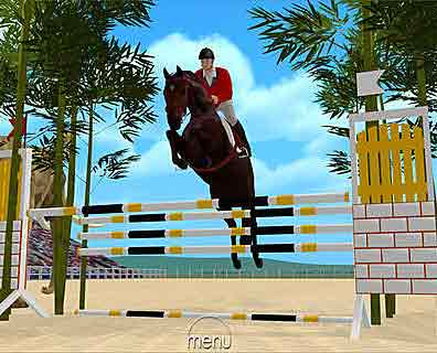 Jumpy Horse Show Jumping Game For IPhone Amp IPadHorse Games