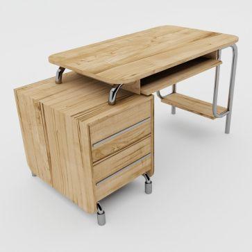 9 desks