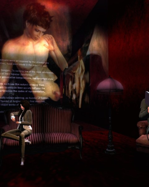 Art in Second Life®