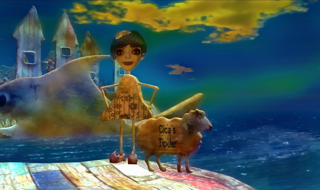 Sunny Day by Cica Ghost in Second Life