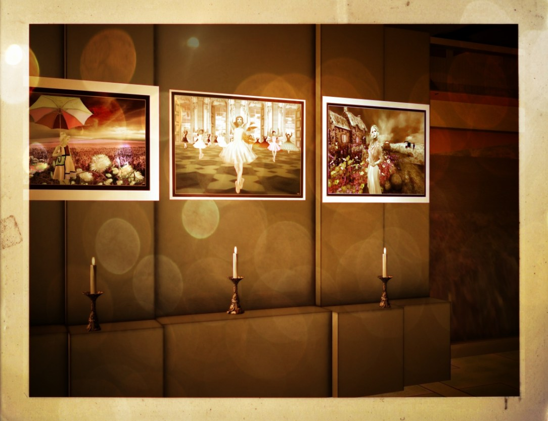 Heights of Haven Art Gallery in Second Life®