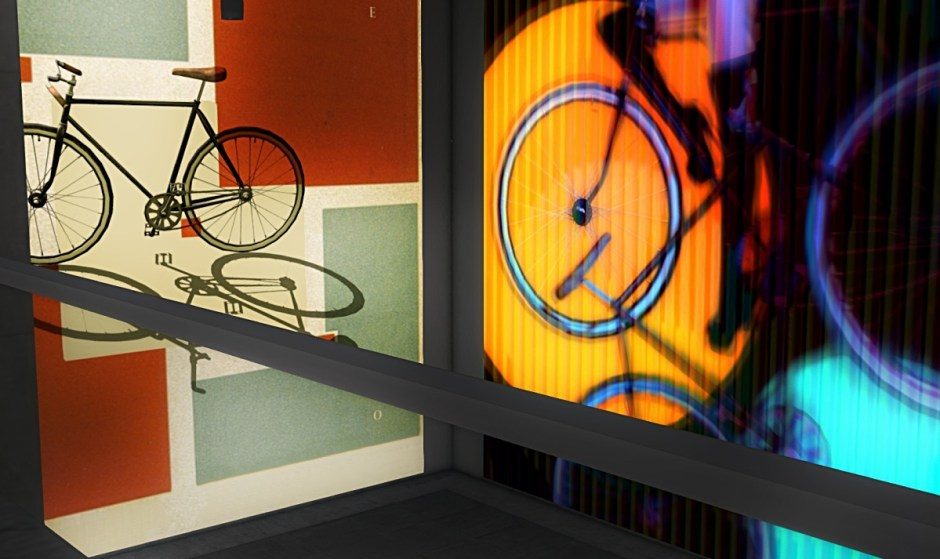 BICYCLE EXHIBITION @ DiXmiX Gallery