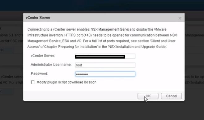 VMware NSX PowerShell