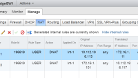 VMware NSX Edge SNAT vs DNAT – PowerShell Config