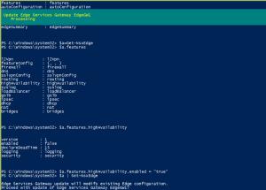 VMware NSX Edge High Availability – PowerShell Config