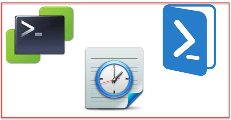 Create Scheduled Tasks with PowerCLI to Call PowerShell Scripts.