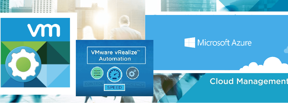 Provision Software Components on Azure VMs with vRA 7 3