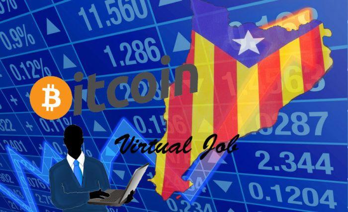 Cataluña utilizaria Bitcoin como moneda en su independencia.