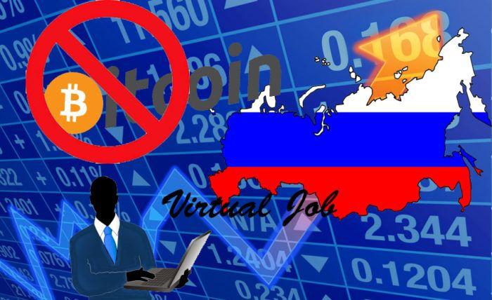 Rusia bloquea Bitcoin con la intencion de crear su criptomoneda.