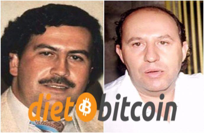 Nace la Criptomoneda DietBitcoin, lanzada por el hermano mayor de Plablo Escobar.