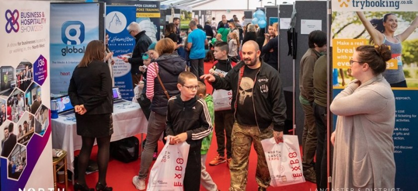 North Lancs Expo 2018 - Photo by Nick Dyer