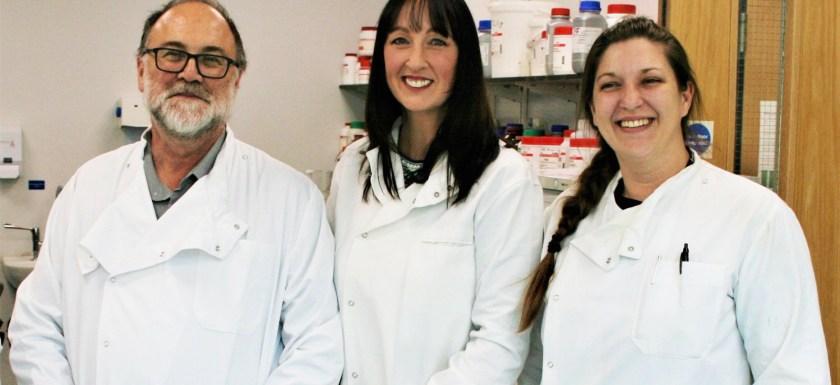 Lancaster University Alzheimer's drug researcher