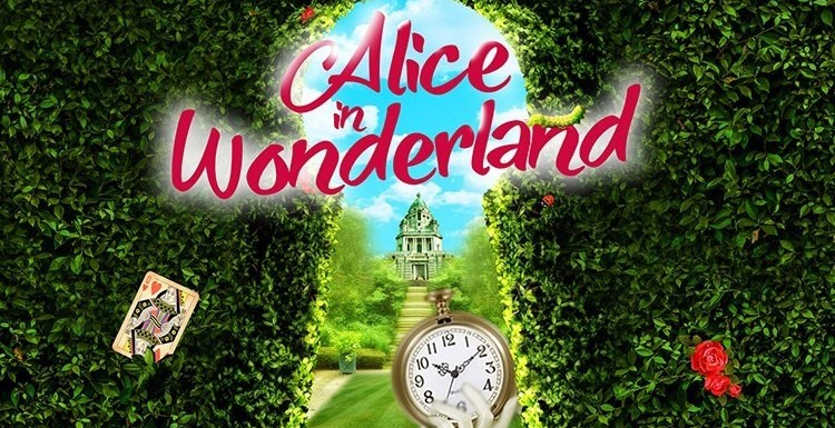 Alice in Wonderland - Play in the Park 2020