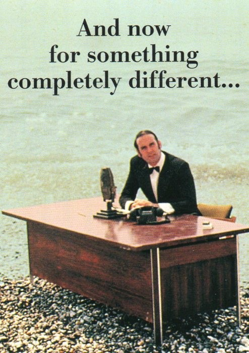 Monty Python tagline. Image courtesy virtuallawpractice.org