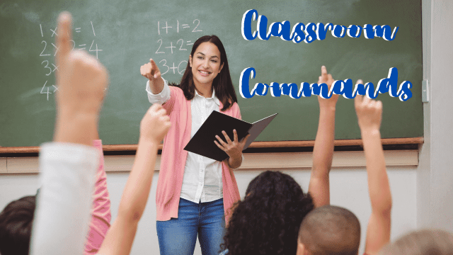 Classroom Commands Course Image