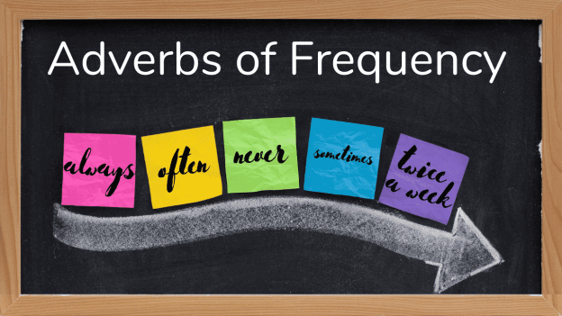 Adverbs of Frequency Course Image