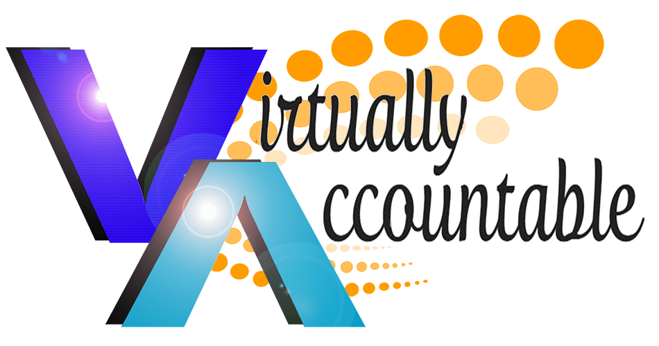 Virtually Accountable Logo