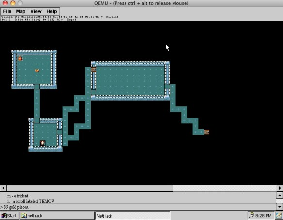 NetHack for WindowsCE x86