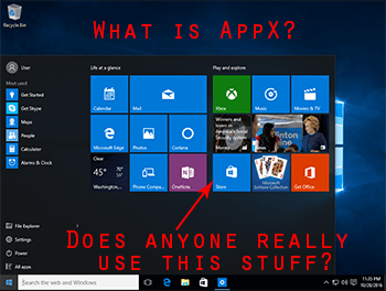 Windows 10 - AppX Packages Can Break Sysprep