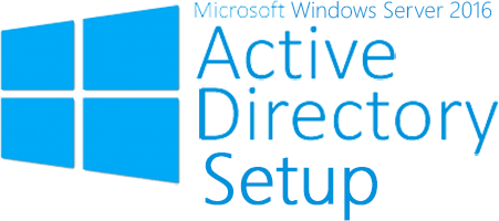 Windows Server 2016 - Active Directory Setup - Part 1