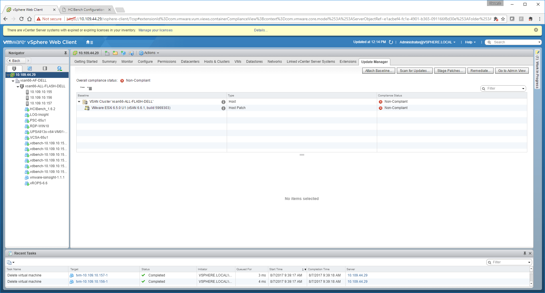 How to Upgrade to vSAN 6 6