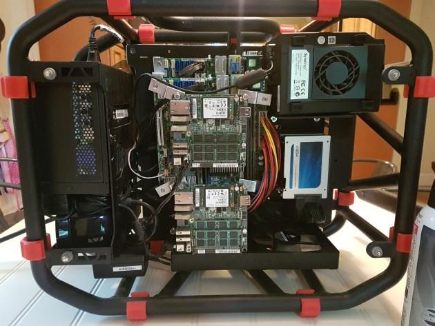 Hyperconverged Home Lab Pre-Upgrade