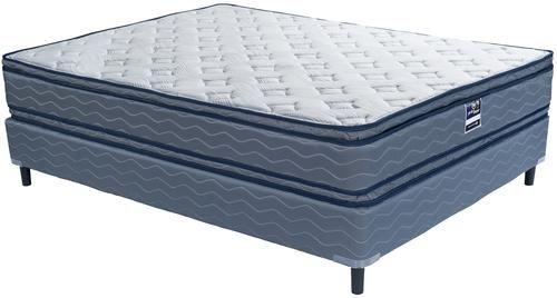 serta elite comfort pillow top king mattress 6