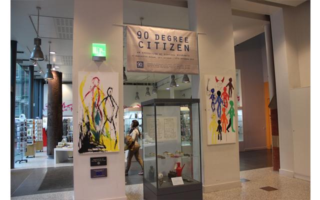 90 Degree Citizen – keynote exhibition for Platforma 2013
