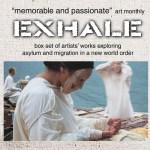 Box set on sale EXHALE artists DVD, audio-CD + booklets exploring asylum/refuge