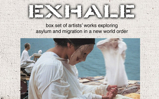 Video, music, digital art box set on sale! Asylum and refuge, identity and human experience.